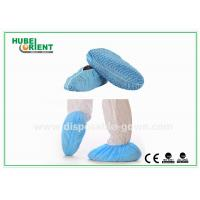 Quality Clean Room Disposable Shoe Cover , Unisex Ankle High disposable over shoes wholesale