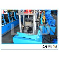 Quality Automatic Steel Roll Forming Machine , Sheet Metal U Channel Roll Forming Machine wholesale