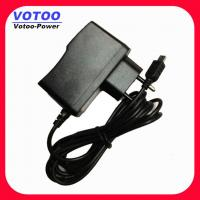 Quality 10W 5V 2A Wall Mount Power Adapter With Mini / Micro DC Plug , CCTV Power Supply wholesale