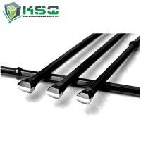 Quality H19 Hex Chisel Bit Integral Drill Rod 19*108mm Stable And Reliable wholesale