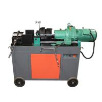 Quality High Capacity Rebar Thread Rolling Machine Auto For Rebar Straight Thread Rolling wholesale