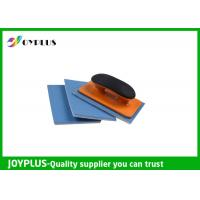 Quality Customized Color Home Cleaning Tool Melamine Cleaning Sponge Set With Handle wholesale