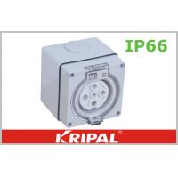 Quality 56SO 66SO series Waterproof Switch Socket Outdoor Industrial Receptacles wholesale