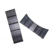 Quality Anti Aging Portable Foldable Solar Charger , 100 Watts Fold Out Solar Panel wholesale