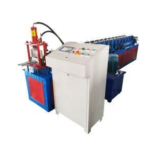 China High Strength Garage Door Roll Forming Machine , Roller Shutter Door Making Machine Weight 2t on sale
