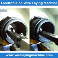 China electro fusion fittings production equipment -electrofusion winding machine on sale