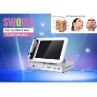 Quality Portable Hifu Ultherapy Machine , CE Approved Face And Body Lifting Machines wholesale