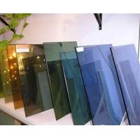 Quality High reflectivity Clear / Tinted Low Emissivity Glass , translucent glass panels wholesale