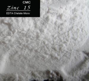 China EDTA chelated Zn 15% on sale