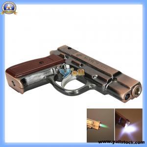 China Stylish Pistol Shape Cigarette Lighter Copper (13007326) on sale