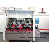China VH - M416 Four Sided Planer Moulder  , High Speed Industrial Wood Planer For Glued Laminated Timber on sale