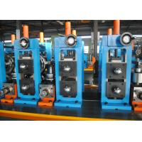 Industry Carbon Steel Precision Tube Mill , Mill Speed 30-100m/min