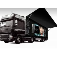 China Truck Mounted LED Display P10 Truck Mobile LED Display Billboard P 10 HD on sale