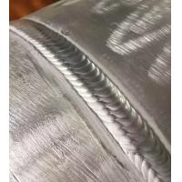 Cheap 6063T5 Material Welding Aluminum Parts , CNC Machining Parts with RoHS , SGS  Certificate for sale