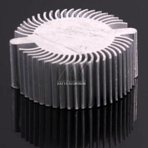 Quality Silver Aluminum Heat Sink Bar , Heat Sink Profile For Raspberry Heat Sinks Kit wholesale