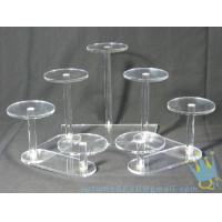 Quality surpermarket shoes promotional display stand wholesale