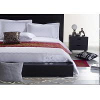 Quality Jacquard Fabric Hotel Bedding Sets , Hotel Collection 6 Piece Comforter Set wholesale
