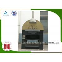 Quality Real Napoli Style Italian Pizza Oven Natural Lava Rock Gas Heat , Indoor Gas Pizza Oven wholesale