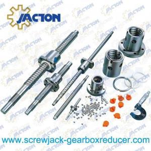 China SFU Ball Screws, High Precision, Standard Metric, Miniature, Fast Lead, Standard Imperial on sale