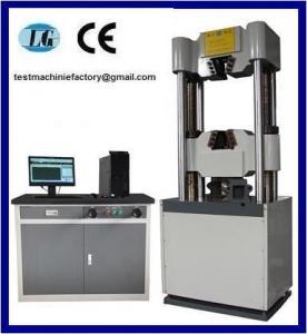 Quality WEW-1000B Computer Screen Hydraulic Universal Testing Machine wholesale