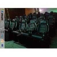 Quality 7D Simulator Cinema Movie Theater With Motion Seats For Theme Park wholesale
