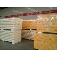 Quality Corrosion Resistance Tongue and Groove Polyurethane Sandwich Panel for Wall wholesale