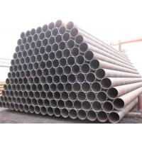 Quality Weld / Seamless Carbon Black Steel Pipe Astm53 Astm A53 Thickness 5mm - 80mm wholesale