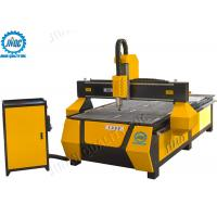 China High Speed CNC Wood Router And Table With Dual 86-450b Stepper Motor Drive on sale