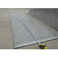 Quality Sound ProofClosed Cell Aluminum FoamSheet , 1-200mm Thick Aluminum Styrofoam Panels wholesale