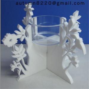 Quality CH (20) Wedding decoration plastic candelabra wholesale