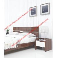 Quality Concise design bedroom furniture by KD headboard and bed slat for mattress wholesale