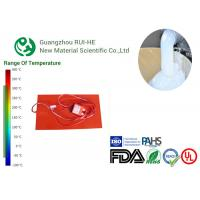 Quality Transparent High Temperature Silicone Rubber H5350 - 50 ® Good Resilience wholesale