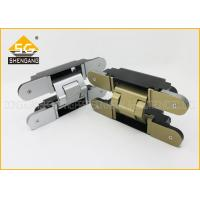 China Exterior Door Industrial German Hinges Hardware Heavy Duty 180 Degree on sale