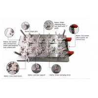 Cheap Auto Accessories / Car Plastic And Die Casting Mold  TS16949 for sale