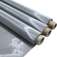 China Ultra Fine Stainless Steel Mesh , Corrosion Resistant Silk Screen Printing Mesh on sale