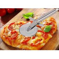 Quality Sanding Polishing Stainless Steel Pizza Cutter With Handle Filler 198 x 67 x 25mm wholesale