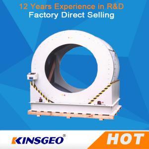 Quality Simulate Transport Drum Drop Testing Machine For Testing Damage KJ-9028 wholesale