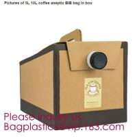 China apple juice aseptic bag in box wine dispenser,wine bag in box,winebag,Laminated bag in box wine dispenser bagease pack on sale