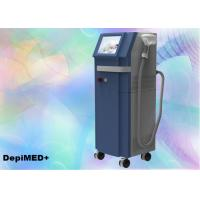 Quality Women 808nm Diode Laser Hair Removal Machine 10Hz 10 - 1500ms Pulses FCC wholesale