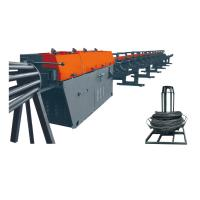 China Double Wire Straightening Cutting Machine Manufacturer on sale