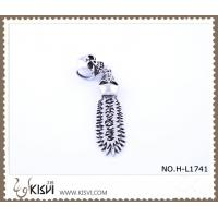 Quality 316 stainless steel pendant with human skull shape H-L1741 wholesale