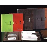 Quality Notebook » Faux/PU/ Cow Leather Hardcover Agenda/Organizer wholesale