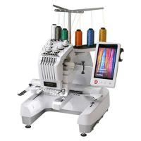 Quality CE Certificate Commercial Single Head Embroidery Machine Great Performance wholesale