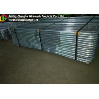 Quality Hot Dipped Galvanized Wire Mesh Fence Stainless Steel For Construction Site wholesale