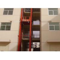 China 7500mm Stroke Industrial Elevator Lift 2000kg Capacity working under 2.2-11Kw on sale