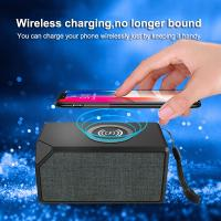 China Mobile Portable Bluetooth Speaker with Radio and Built-in Lithium Battery on sale