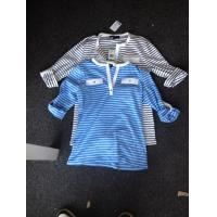 China China excess apparel stock lots surplus clothes seller jones new york girls knitting tops on sale