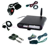 China GSM+GPS CAR ALARM SYSTRM on sale