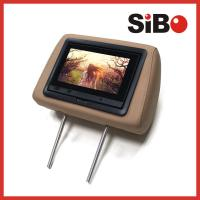 Quality 7 inch wiif 3G Android 4.2 OS with dual core car ads player embedded the headrest wholesale