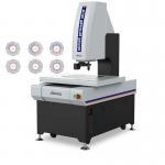 Quality CE Auto Video Measurement Machine With Accuracy 3+L/200 μM , 400x300mm wholesale